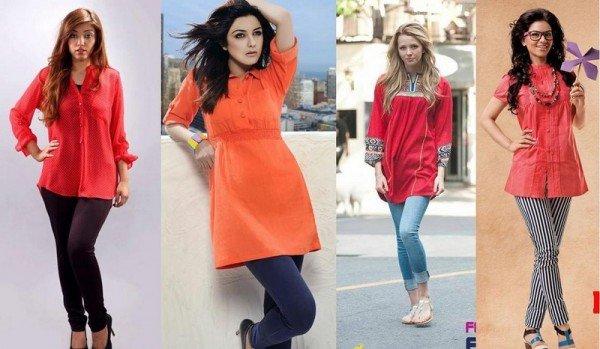 Fashion Of Western Wear For Girls 001