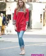Fashion Of Western Wear For Girls 0015