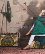 Gul Ahmed 14 August Kurtis 2014 For Women 1