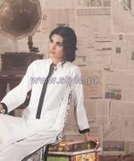 Gul Ahmed 14 August Kurtis 2014 For Women 2