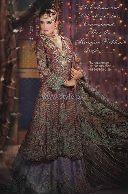 Kamiar Rokni Bridal Dresses 2014 For Women 6