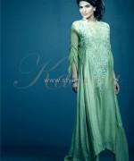 Kanav Party Dresses 2014 For Girls 10