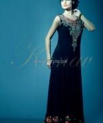 Kanav Party Dresses 2014 For Girls 11