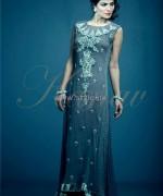 Kanav Party Dresses 2014 For Girls 12