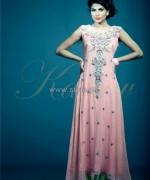 Kanav Party Dresses 2014 For Girls 14