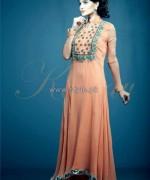 Kanav Party Dresses 2014 For Girls 15