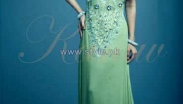 Kanav Party Dresses 2014 For Women 7