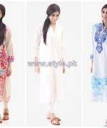 Khaadi Ready to Wear Dresses 2014 For Mid Summer 2