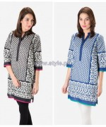 Khaadi Ready to Wear Dresses 2014 For Mid Summer 4