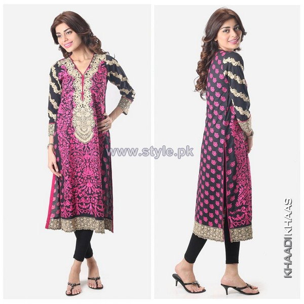Khaadi Ready to Wear Dresses 2014 For Mid Summer 5