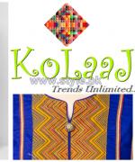 Kolaaj Mid Summer Dresses 2014 For Girls 2