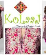 Kolaaj Mid Summer Dresses 2014 For Girls 3