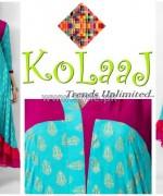 Kolaaj Mid Summer Dresses 2014 For Girls 4
