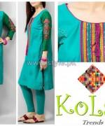 Kolaaj Mid Summer Dresses 2014 For Girls 5