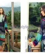 LSM Komal Summer Dresses 2014 For Women 2