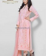 Mausummery Eid-Ul-Azha Dresses 2014 For Girls 1