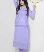 Mausummery Eid-Ul-Azha Dresses 2014 For Girls 3