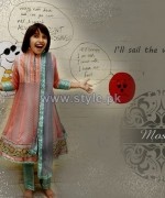 Mosaic by Sundus Formal Dresses 2014 For Kids 2
