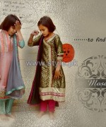 Mosaic by Sundus Formal Dresses 2014 For Kids 3