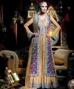 Multi Color Pakistani Bridal Dresses 2014 For Women 001