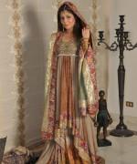 Multi Color Pakistani Bridal Dresses 2014 For Women 003