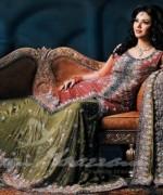 Multi Color Pakistani Bridal Dresses 2014 For Women 006