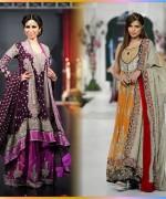 Multi Color Pakistani Bridal Dresses 2014 For Women 007