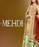 Multi Color Pakistani Bridal Dresses 2014 For Women 008