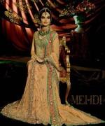 Multi Color Pakistani Bridal Dresses 2014 For Women 009