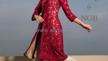 Osman Ghani Formal Dresses 2014 For Girls 1