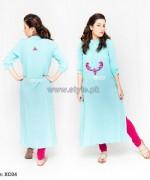 Pinkstich Mid Summer Dresses 2014 For Women 8
