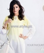 QnH Ready To Wear Dresses 2014 For Girls 1