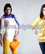 QnH Ready To Wear Dresses 2014 For Women 9