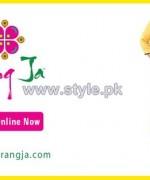 Rang Ja Mid Summer Dresses 2014 For Women 6