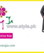 Rang Ja Mid Summer Dresses 2014 For Women 7