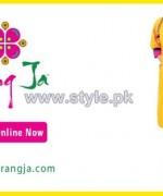 Rang Ja Mid Summer Dresses 2014 For Women 8