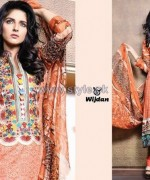 Salam Textile Wijdaan Collection 2014 For Mid Summer 2