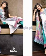 Salam Textile Wijdaan Collection 2014 For Mid Summer 3