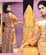 Salam Textile Wijdaan Collection 2014 For Women 10