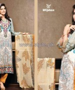 Salam Textile Wijdaan Collection 2014 For Women 9