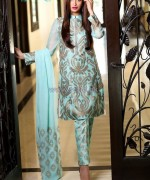 Sana Salman Eid-Ul-Azha Dresses 2014 For Girls 4