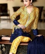 Sana Salman Eid-Ul-Azha Dresses 2014 For Girls 5
