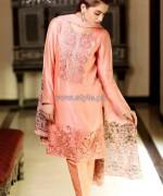 Sana Salman Eid-Ul-Azha Dresses 2014 For Girls 7