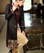 Sana Salman Eid-Ul-Azha Dresses 2014 For Women 1