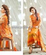 Shariq Textiles Libas Crinkle Lawn Dresses 2014 2