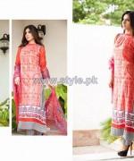Shariq Textiles Libas Crinkle Lawn Dresses 2014 3