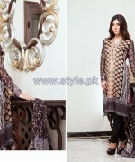 Shariq Textiles Libas Crinkle Lawn Dresses 2014 4