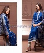 Shariq Textiles Libas Crinkle Lawn Dresses 2014 For Summer 6