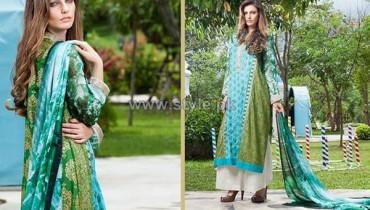 Shariq Textiles Libas Embroidered Dresses 2014 9