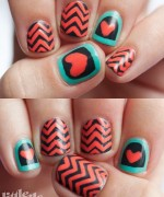 Summer Nail Art Designs For Short Nails 001